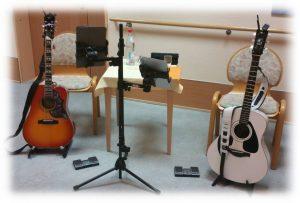 """""""DuoDulbano"""" - Akustik-Set mit zwei Gitarren"""