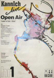 Kann Ich Live 1989 - Lieder im Park - Extra