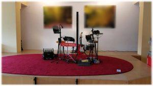Duo Dulbano - spielt beim Kelterfest 2018 im Hufelandhaus