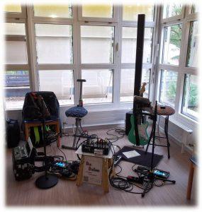 DuoDulbano_spielt im Buergermeister-Graef-Haus_2019-10-17_Frontansicht